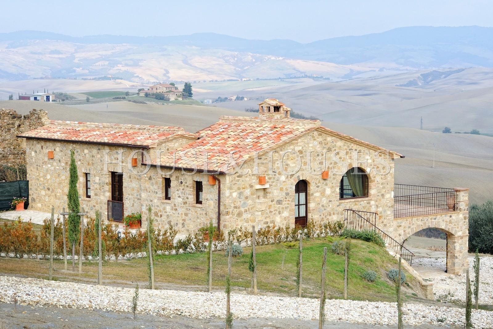 Toscana siena castiglione d 39 orcia casale in vendita - Casale in toscana ...