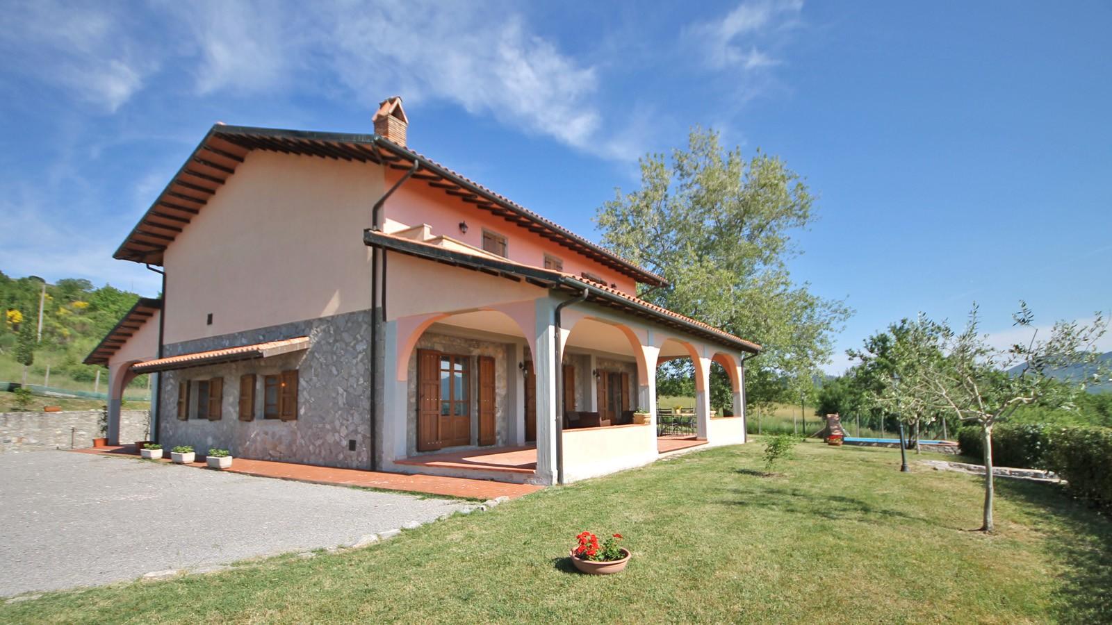 Toscana santa fiora villa in vendita house and houses for Toscana house