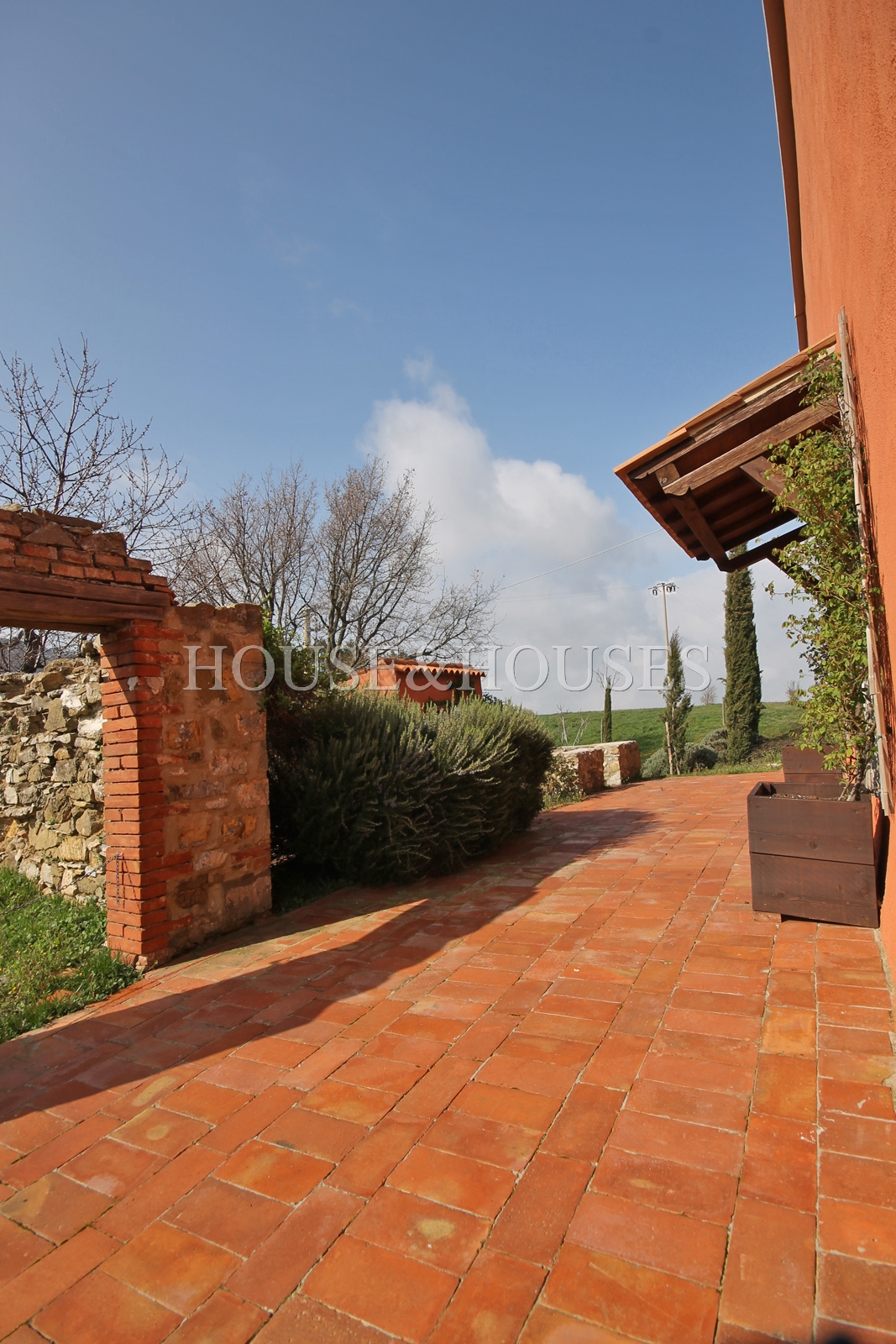 Toscana cinigiano casale in vendita house and houses for Toscana house