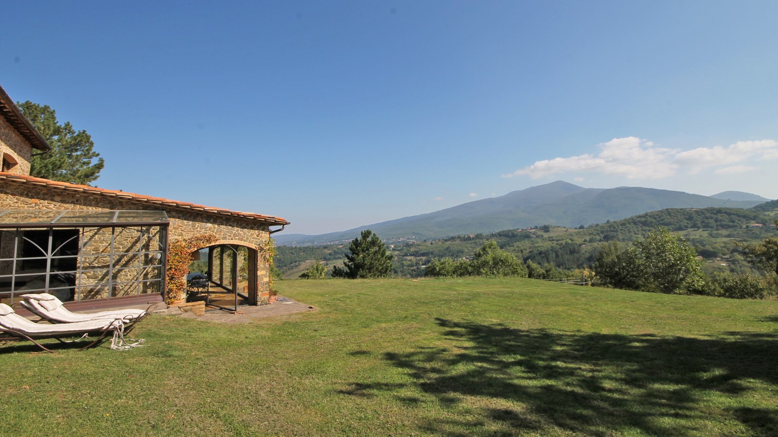 Ville e casali in toscana house and houses italia for Toscana house
