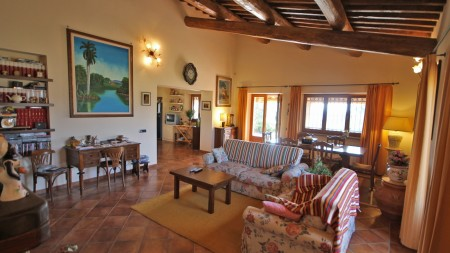 Tuscany country estate for sale -Rif. 165