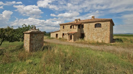 House and houses in tuscany -Rif.Az138