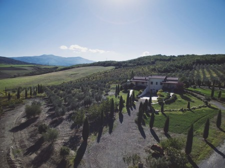 Wine estate for sale in Montecucco, Tuscany -Rif.Az123