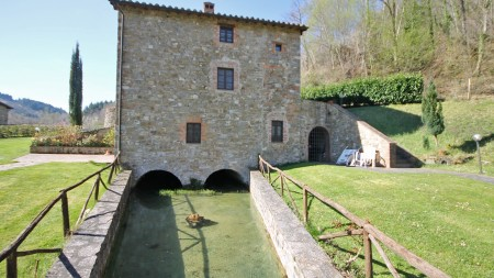 Tuscany, Monte Amiata, country house with pool for sale -Az.137